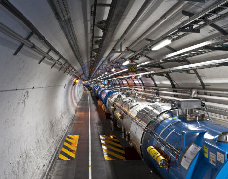 Photo of Large Hadron Collider